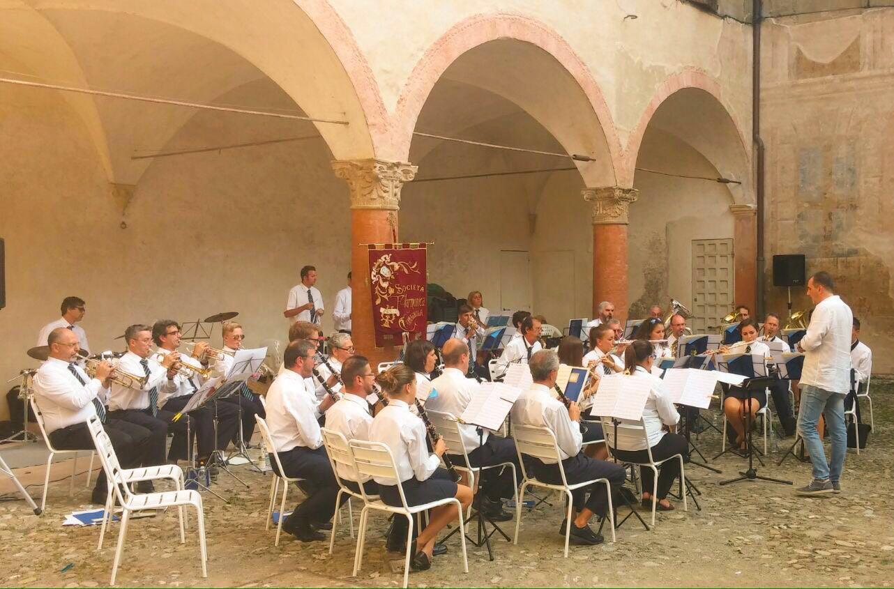 2007: Concerto nel Salone delle Feste del Casino' di Sanremo