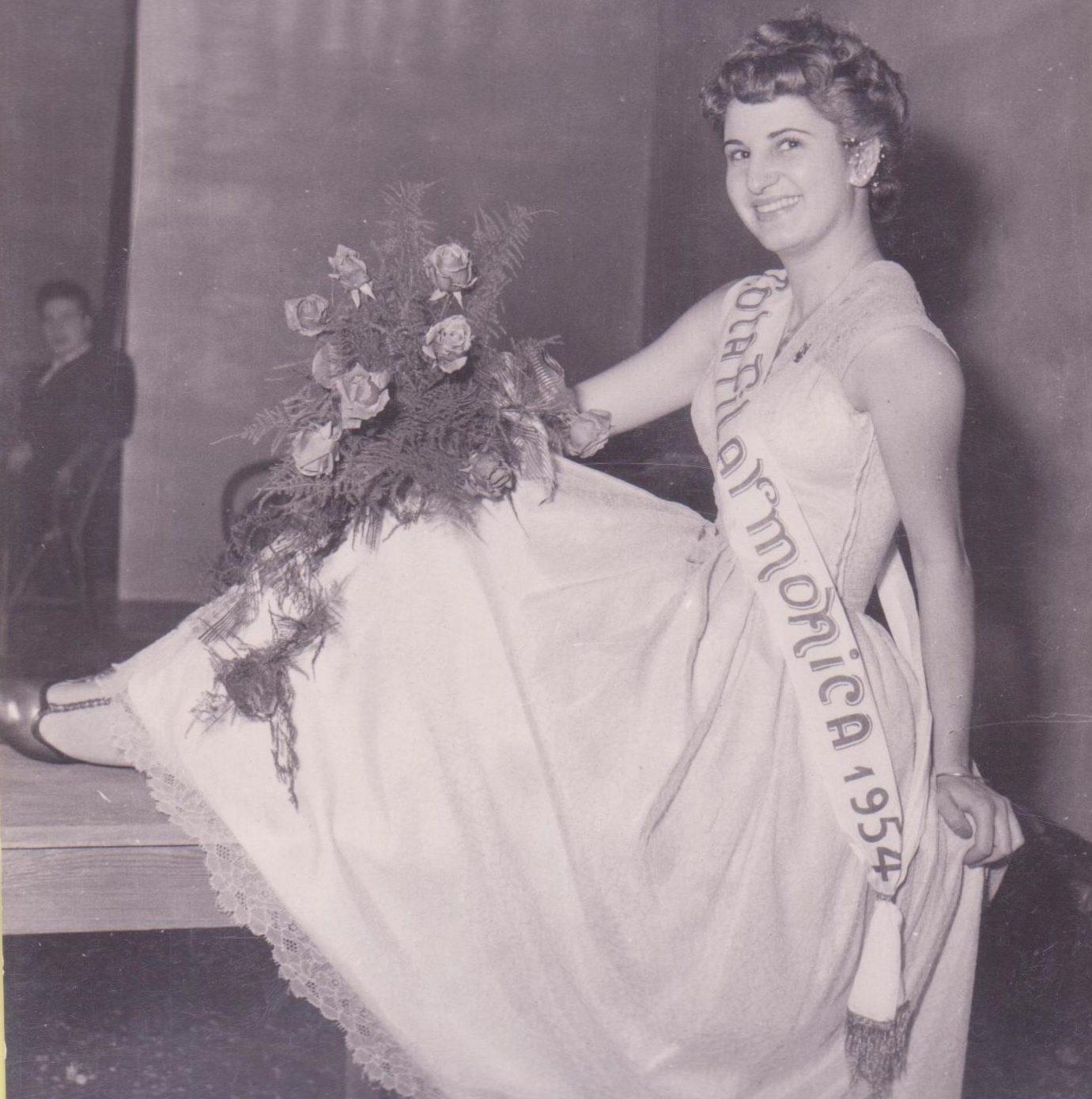 Miss Filarmonica 1954