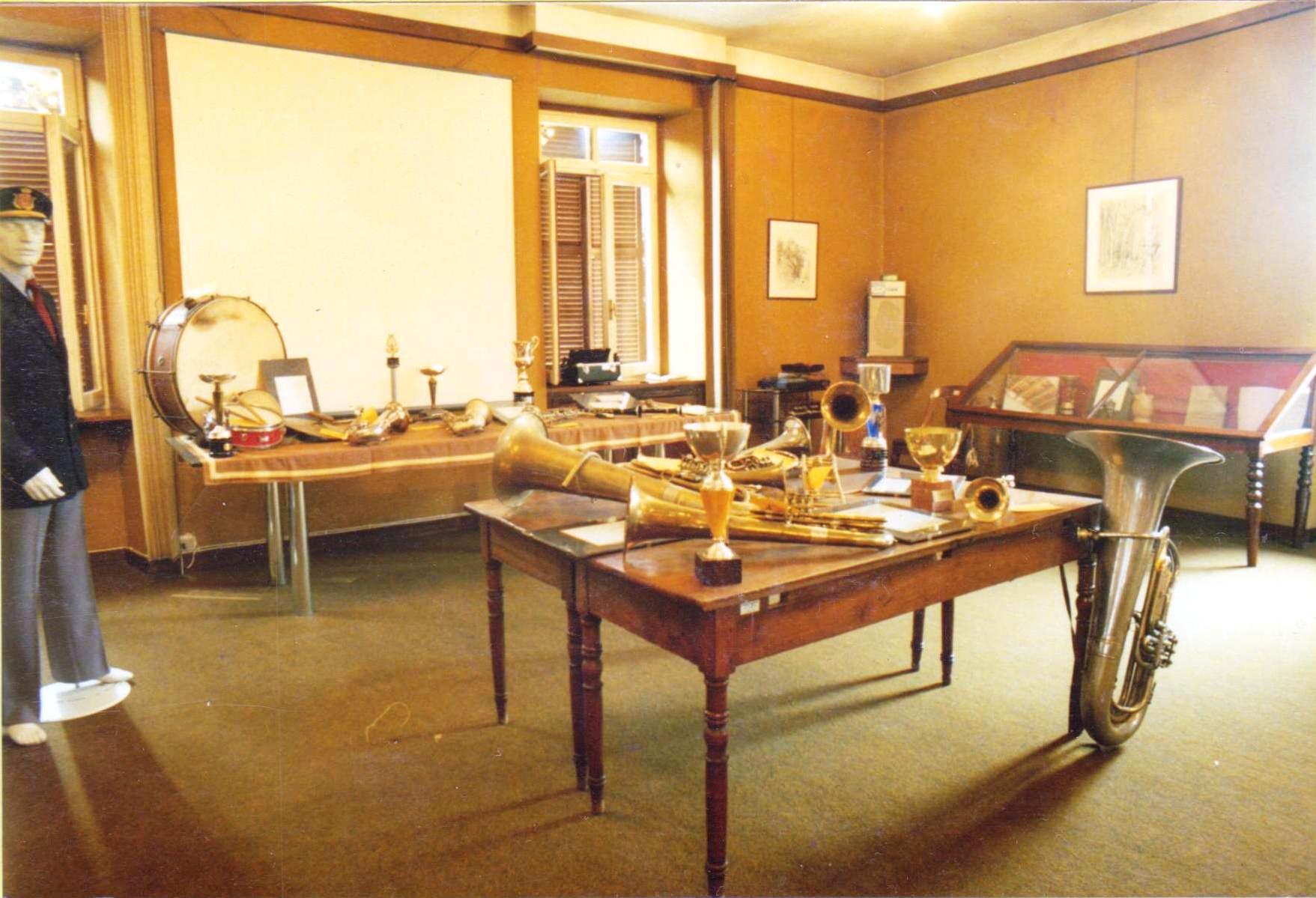 Mostra dei 150 anni di fondazione della Società