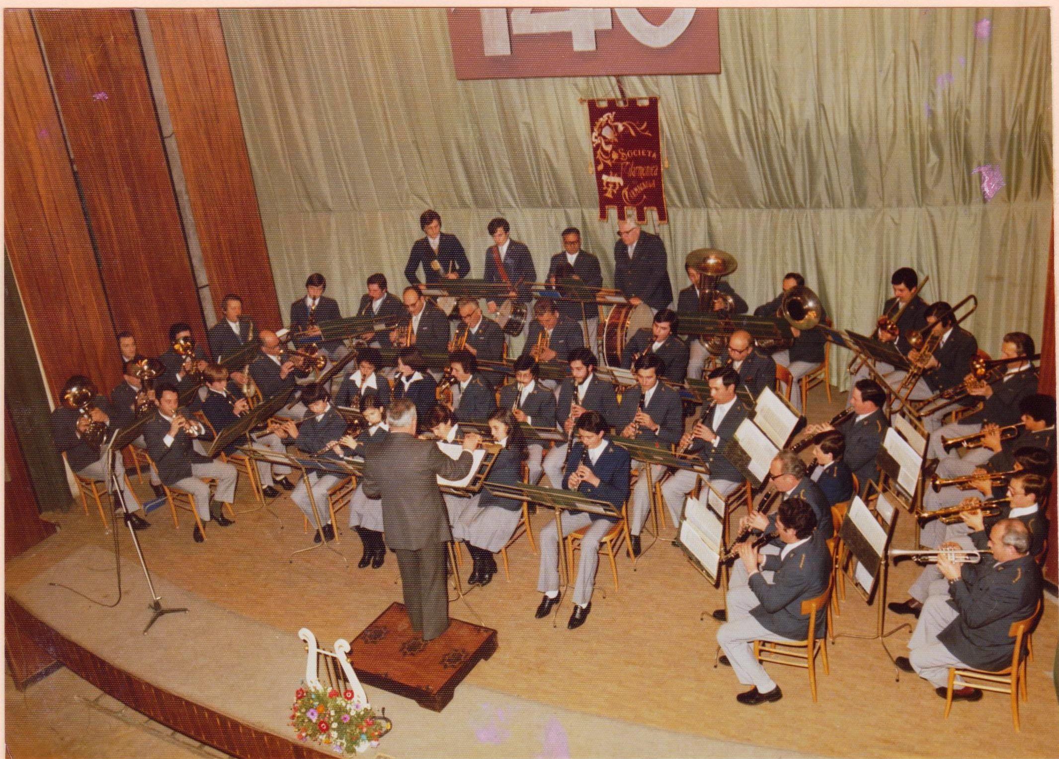 Concerto di Santa Cecilia per i 140 anni dalla fondazione