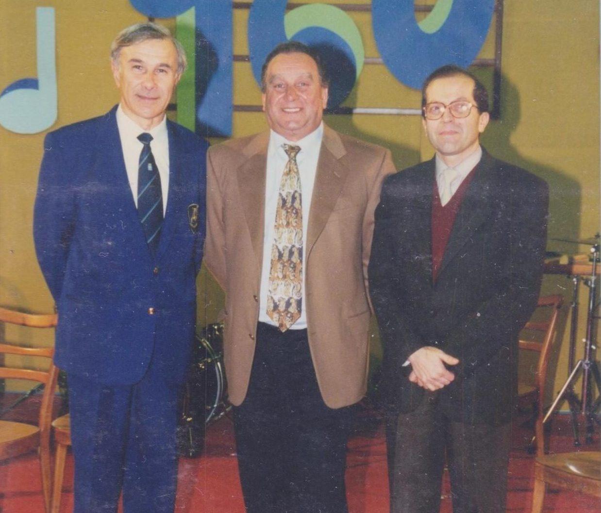 160 anni e 3 presidenti