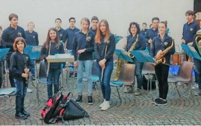 Sabato 17 Giugno – Banda Giovanile a Usseaux