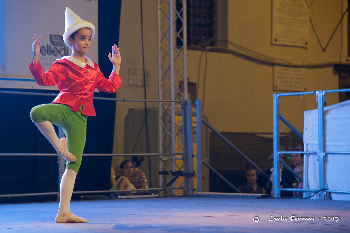 Storia di un Burattino - Corpo di ballo Essenza Danza