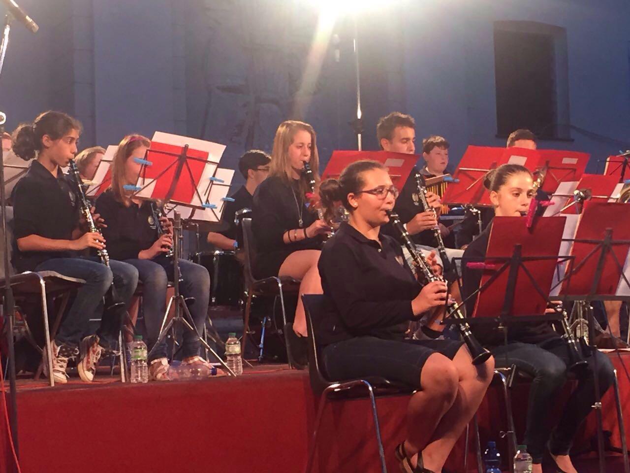 Concerto della giovanile