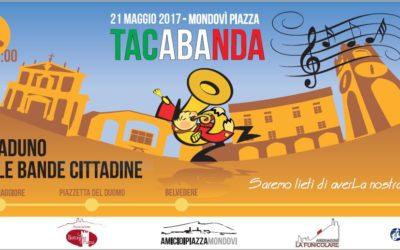 Domenica 21 Maggio – Filarmonica a TacaBanda 2017