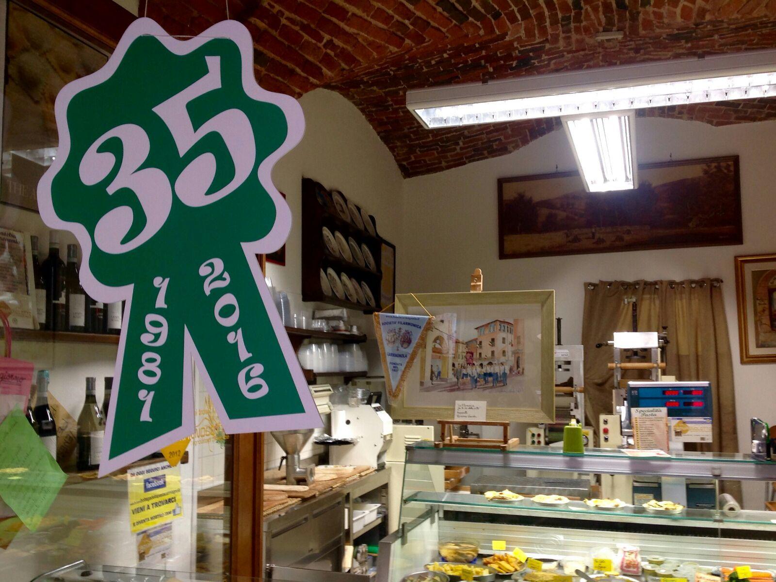 Bottega della Pasta (Via Valobra 51)